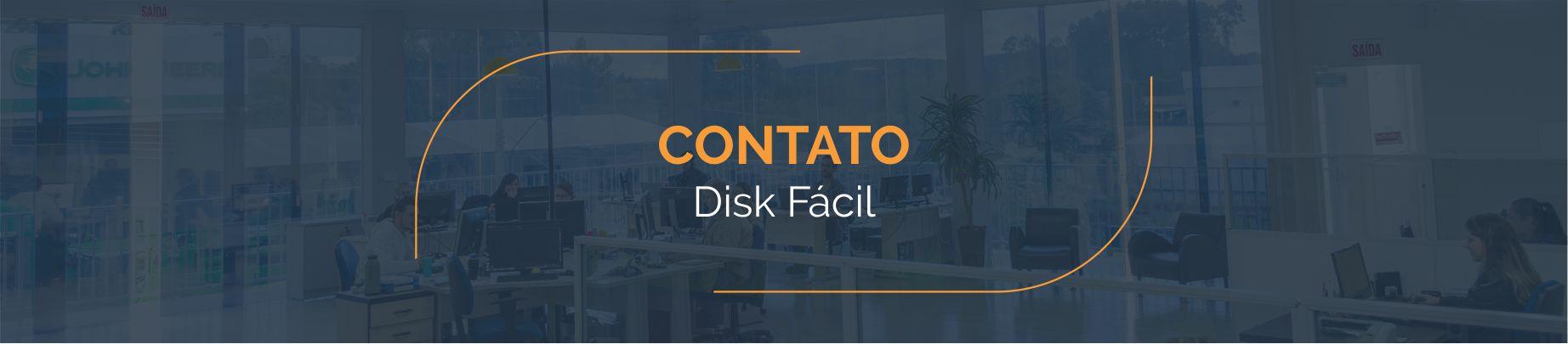 Contato - Disk Fácil Listas Telefônicas