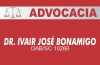 ADVOGADO IVAIR JOSE BONAMIGO