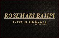 Audiometria e Fonoaudiologia Rosemari Bampi