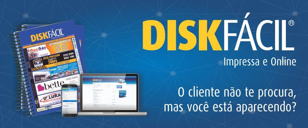 DISK FÁCIL IMPRESSA E ONLINE