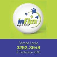 inFlux Campo Largo | Curso de Inglês e Espanhol em Campo Largo